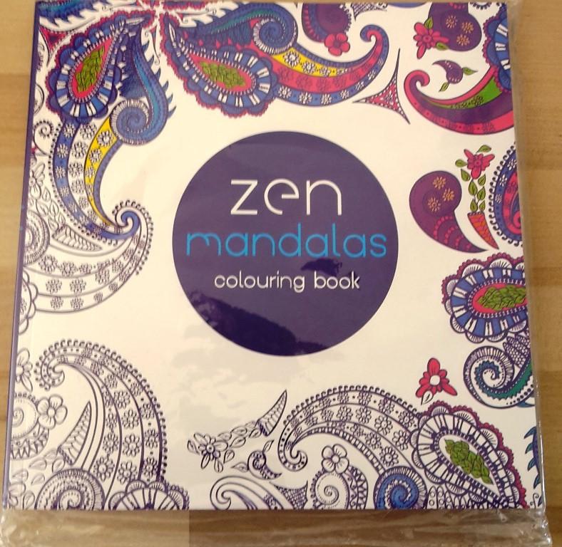 Mandala Kleurplaten Bestellen.Zen Mandala Kleurboek Homemade 4 You Uw Hobbyshop Web Shop Uit